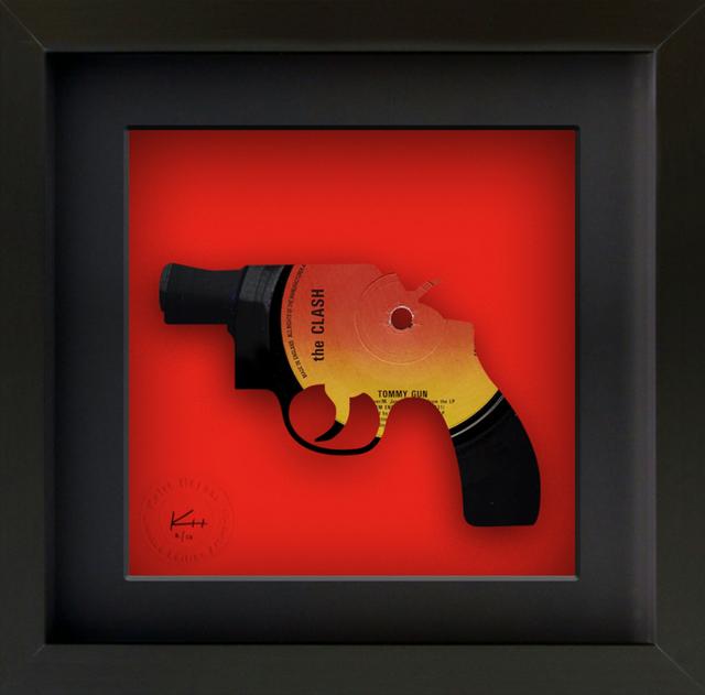 Keith Haynes, 'Clash Gun - Tommy Gun', Gallery Different