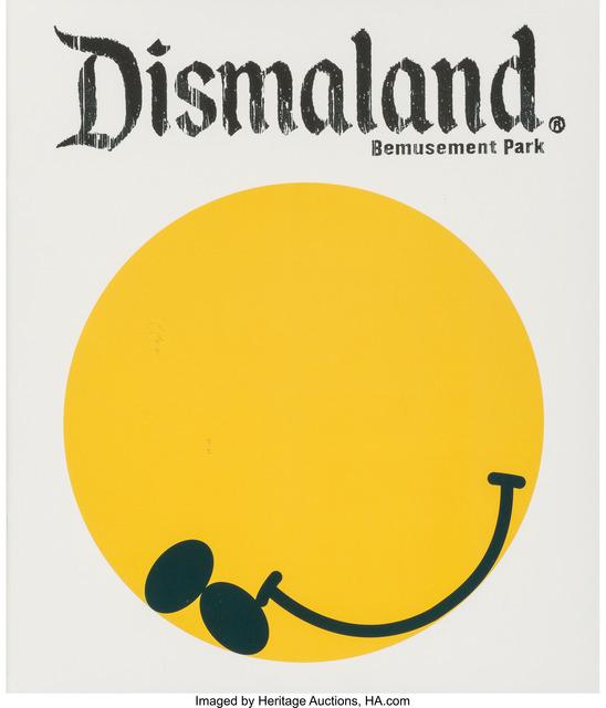 Banksy, 'Dismaland Bemusement Park', Heritage Auctions