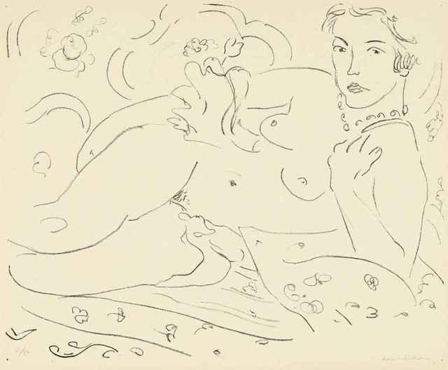 , 'Nu, Main Gauche près de l'Épaule,' 1926, Galerie Maximillian