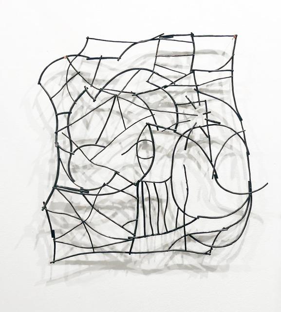 , 'Dibujo de carbonillas,' 2015, Big Sur Galería