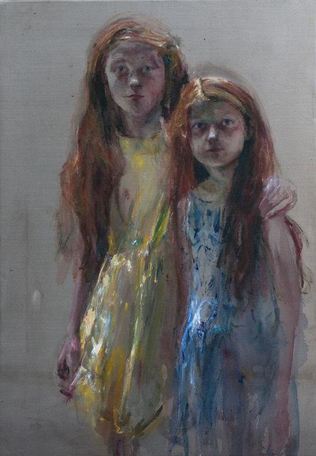 , 'Zusjes,' 2016, Galerie Van Campen & Rochtus
