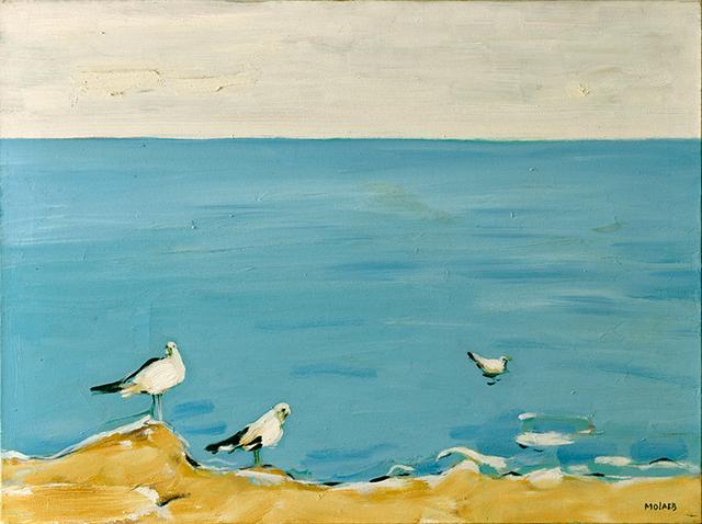 , 'Sea,' , Artscoops