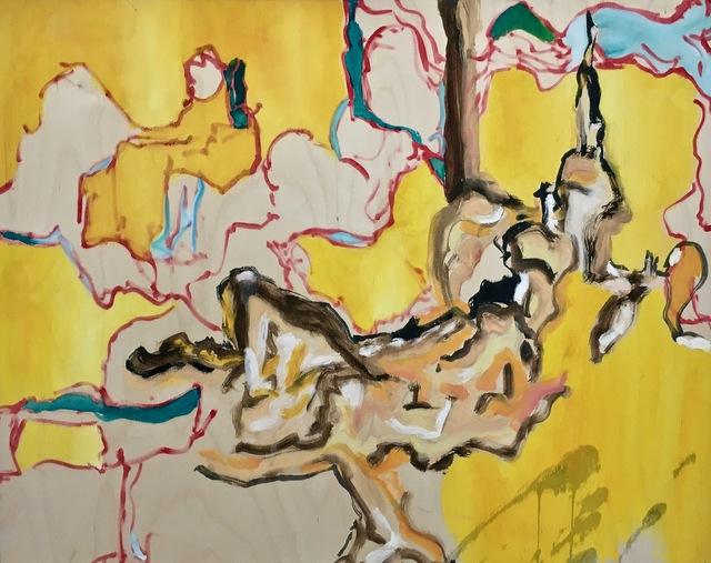 , 'Golden Mama,' 2015, Maison Depoivre