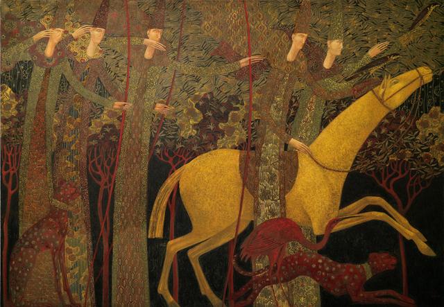 , 'Night Hunt,' , Cadogan Contemporary