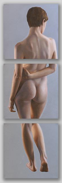 , 'Anna in Thirds,' 2014, Zhou B Haus der Kunst