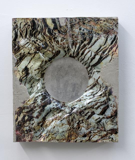 , 'Rock Hole Punch (Headlands),' 2015, GRIMM