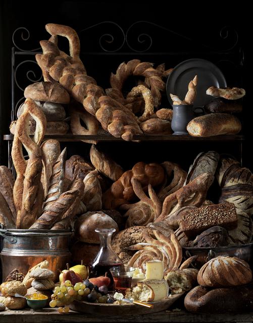 , 'Bread and Wine,' 2014, Robert Mann Gallery