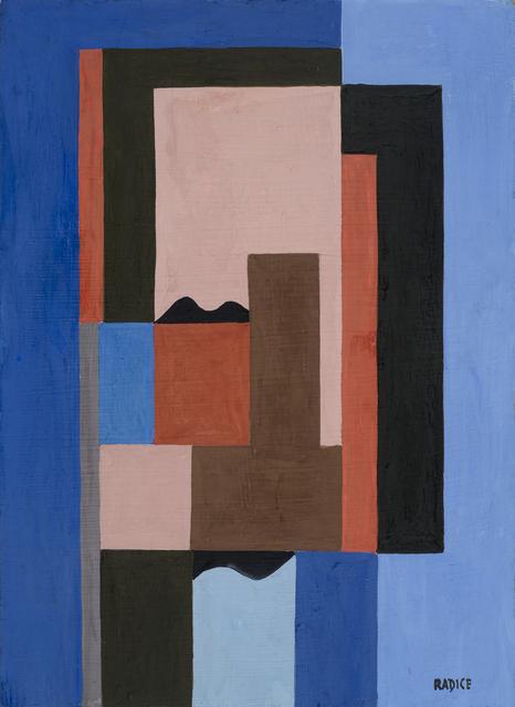 , 'Composizione,' 1936, Robilant + Voena
