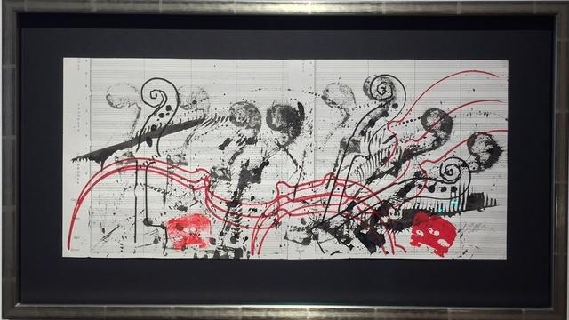 , 'Untitled,' 1989, Galerie Ernst Hilger