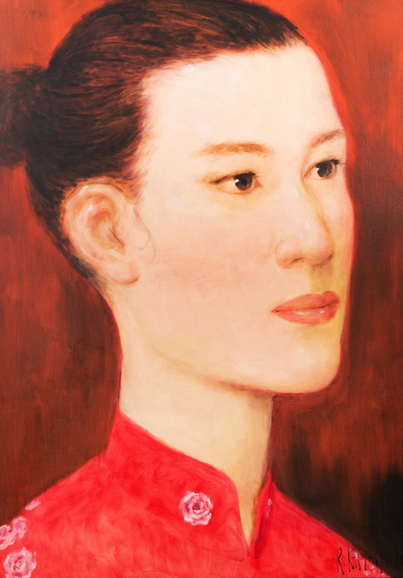 Rukying Khymarn, 'Princess Lao ', 2018, Asiart Gallery