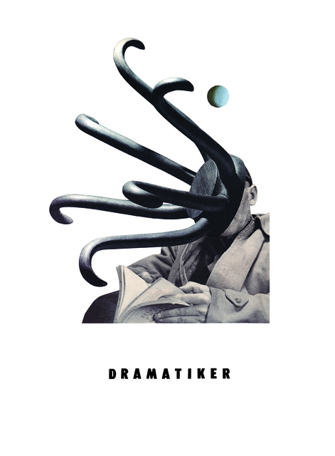 , 'Dramatiker,' 2017, SET ESPAI D'ART