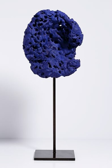 , 'Untitled Blue Sponge-Sculpture (SE285),' ca. 1958, Galería Cayón