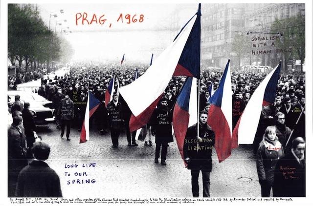 , 'Prag, 1968,' 2015, Henrique Faria Fine Art