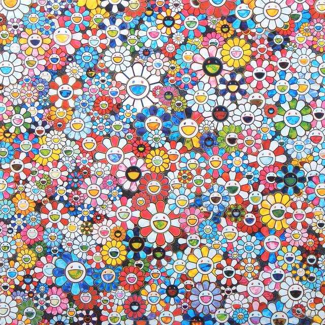 Takashi Murakami, 'The Future Will Be Full of Smile for Sure!', 2012, Upsilon Gallery