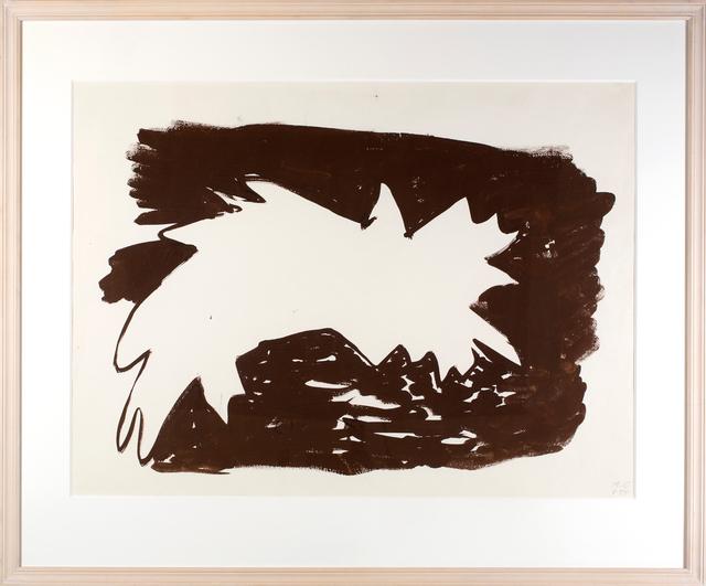 , 'Erdstern,' 1958, Galerie Krinzinger