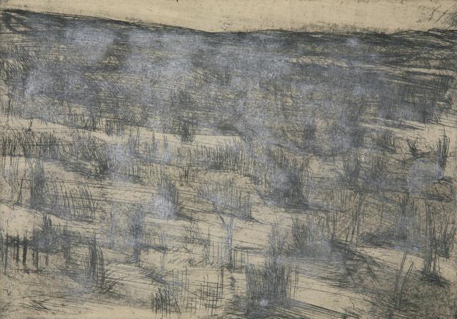 , 'Byzantine landscape, 10,' 2017, Court Tree Collective