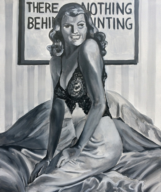 , 'Rita Hayworth,' 2015, Yiri Arts