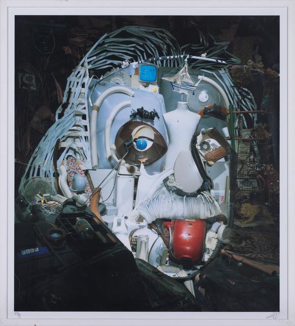Bernard Pras, 'Albert Einstein', 2000, PIASA