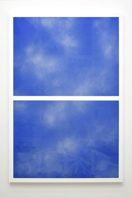 """, '""""Blue Crush"""",' 2018, Mugello Gallery"""