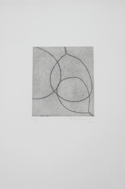 Magali Lara, 'Pausa, Separación B', 2015, Galería Quetzalli