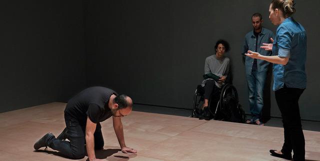 , 'The Lead,' 2016-2017, Center for Contemporary Art - Tel Aviv