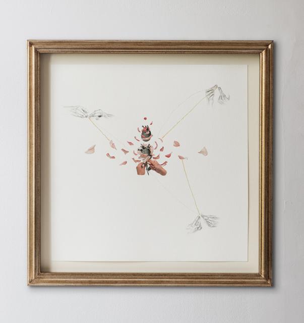 , 'Potatopink,' 2017, Galerist