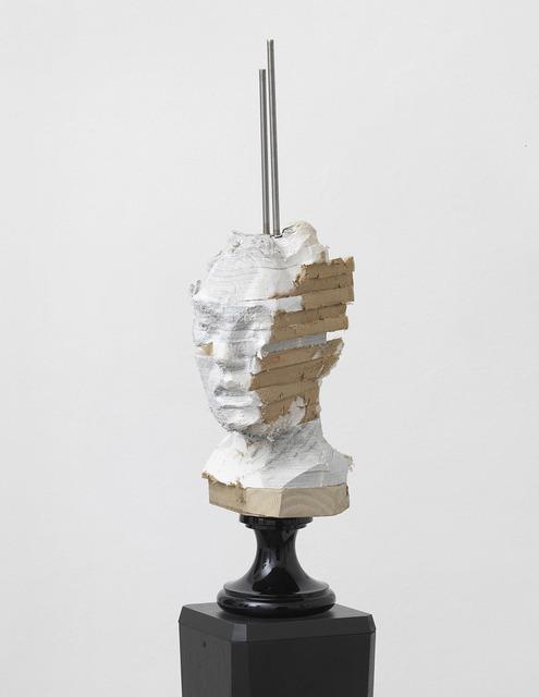 , 'untitled book bust,' 2017, FELDBUSCHWIESNERRUDOLPH