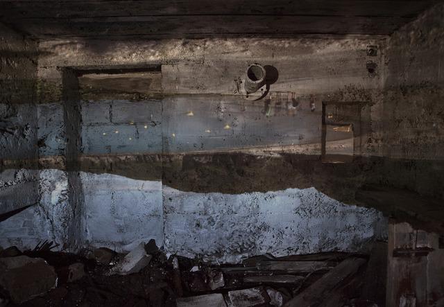 , 'Plage de Palus, Plouha,' 2011, Eric Dupont