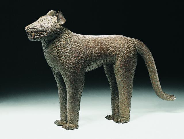 , 'Leopard Aquamanile, Kingdom of Benin,' ca. 17th Century, Bode Museum