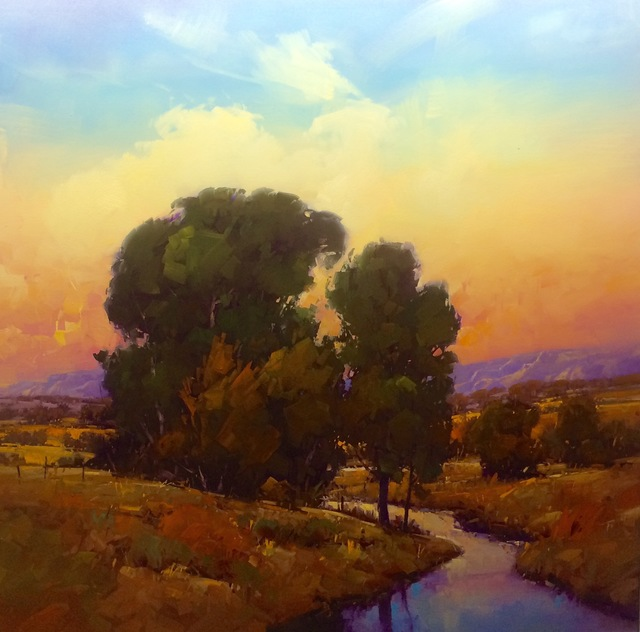 Gregory Stocks, 'Evening', 2017, A Gallery