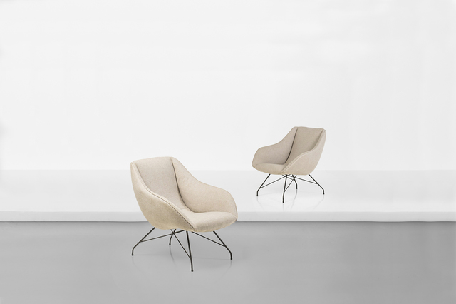 , 'Pair of armchairs,' 1950, Side Gallery