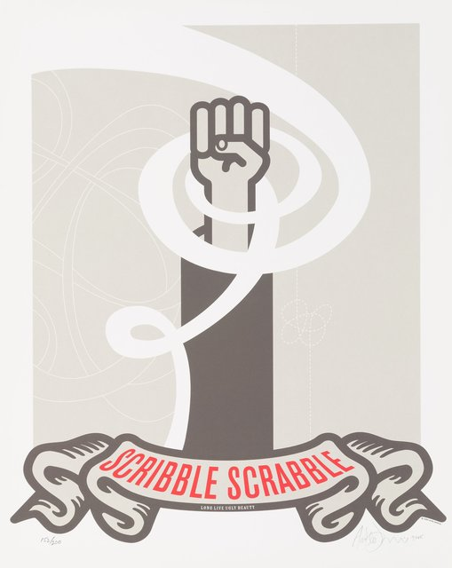 Andy Jenkins, 'Scribble Scrabble', 2005, Heritage Auctions