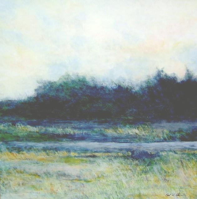 , 'Marsh Tide on the Channel ,' , Denise Bibro Fine Art
