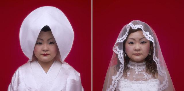 , 'Bride (04 + 01),' 2007, ROSEGALLERY
