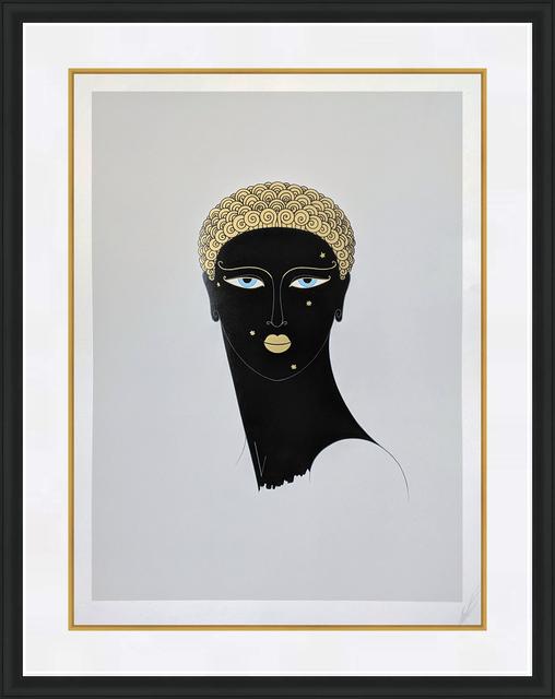 Erté (Romain de Tirtoff), 'QUEEN OF SHEBA', 1980, Gallery Art