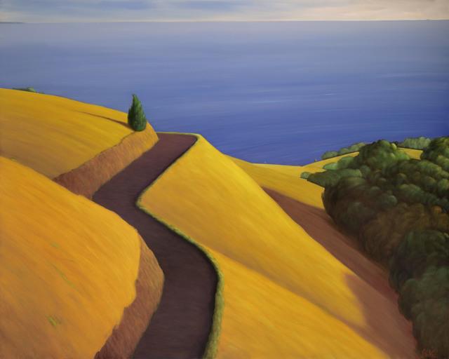 , 'Farallon Islands,' 2017, Caldwell Snyder Gallery