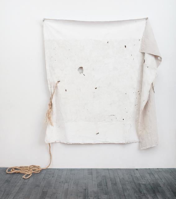 , 'Erased Painting 2,' 2013, SILAS VON MORISSE gallery