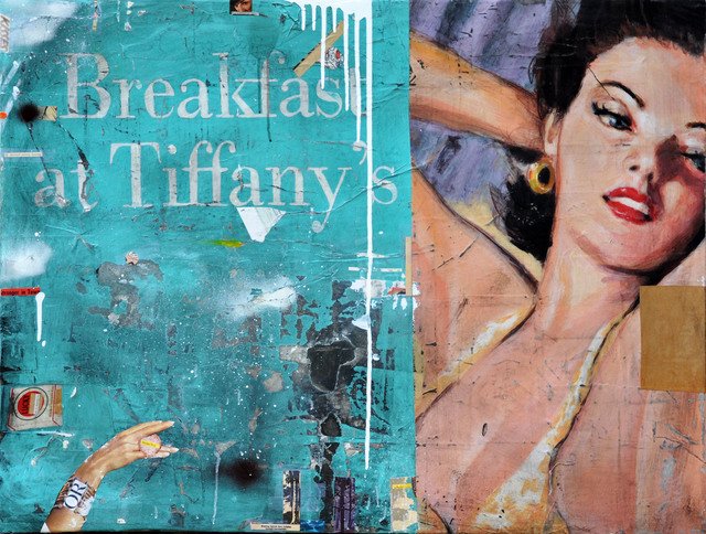 , 'Breakfast at Tiffany's,' 2018, Caldwell Snyder Gallery