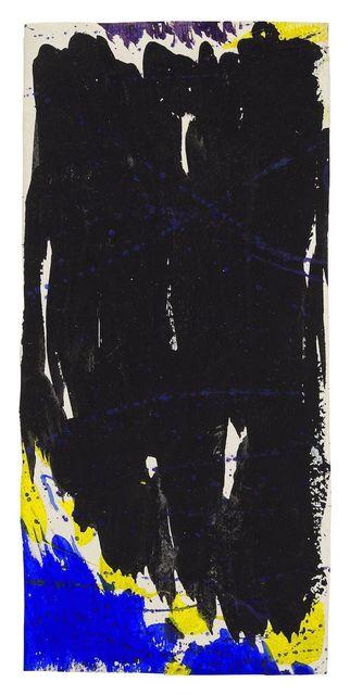 , 'Untitled (SF59-027),' 1959, Galerie A&R Fleury