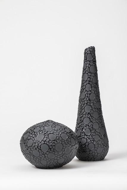 ", '""Circles"",' 2014, J. Lohmann Gallery"