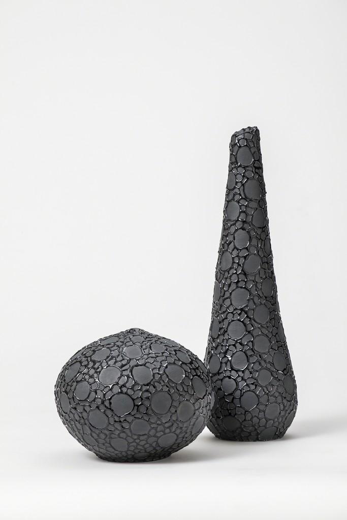 "Lone Skov Madsen, '""Circles"",' 2014, J. Lohmann Gallery"