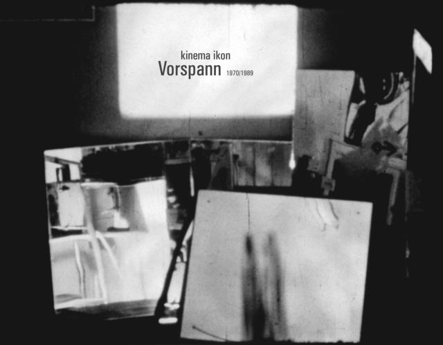 , 'Vorspan,' 1970-1990, : BARIL