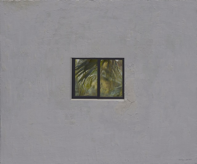 , 'Window,' 2015, O2art