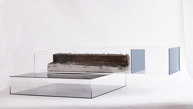 , 'Smoked Suiseki (Landscape),' 2015, Ignacio Liprandi Arte Contemporáneo