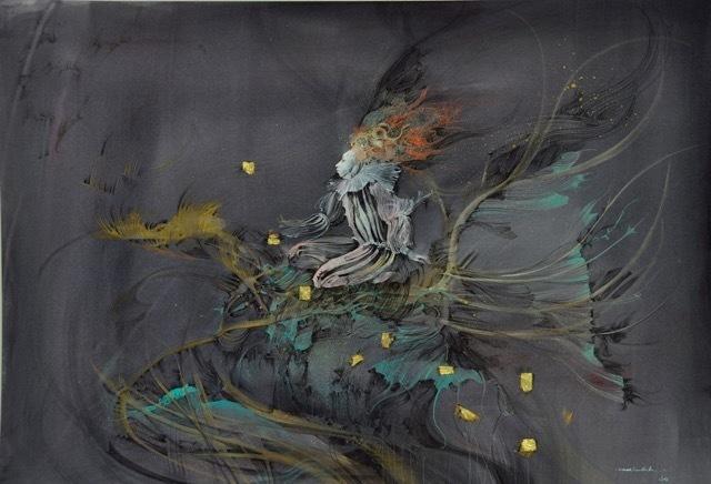 , 'Dragon D'or,' 2016, AFA Gallery