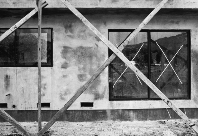 , 'Double X Construction ,' 1976, Anglim Gilbert Gallery