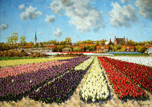 , 'View at Noordwijkerhout,' , ArtBoutique