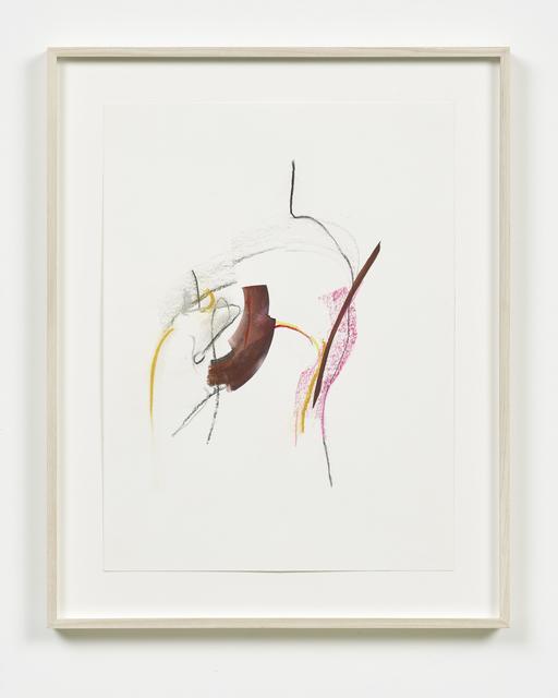 , 'Eberly,' 2017, Galerie Nikolaus Ruzicska