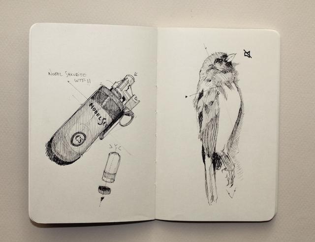 , 'Notebook No.I,' 2016, Selma Feriani Gallery