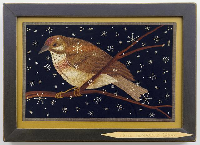 , 'Bird On A Branch 3,' 2015, Antieau Gallery